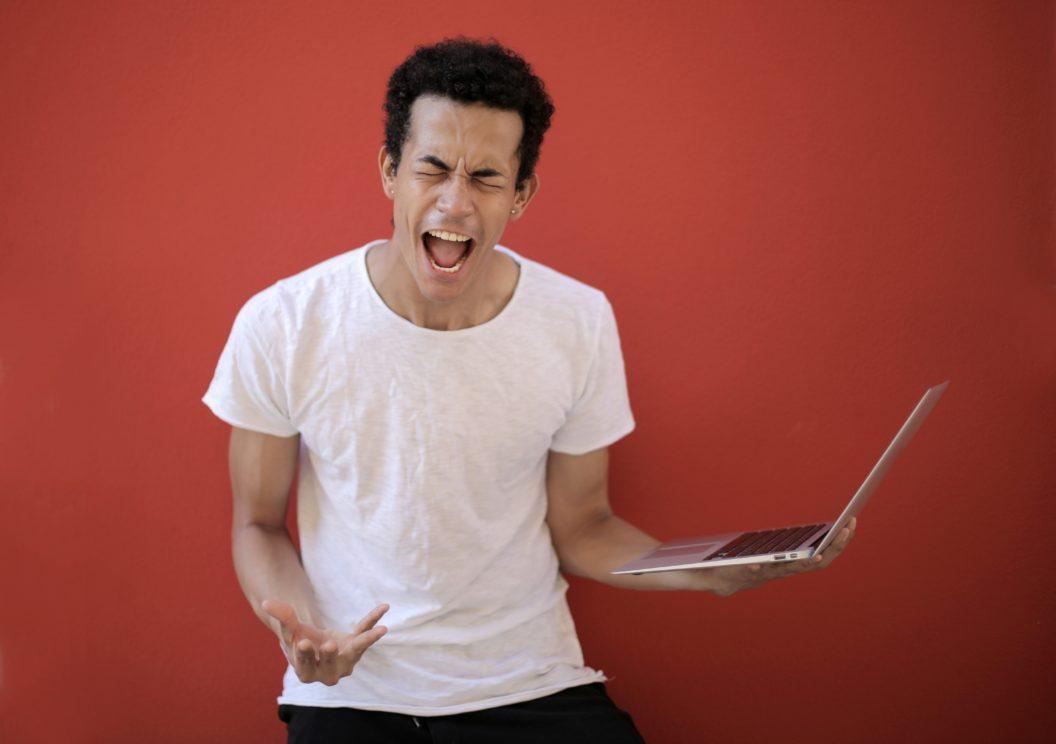 digitaliseren frustratie