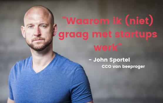 john ondernemersverhaal